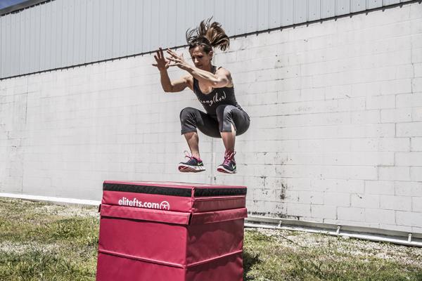 Saltos e tiros: treinando a potência do jeito correto.